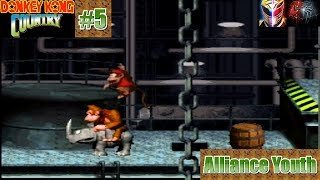 Donkey Kong Country #5 Kremkroc Industries Inc. No. 1!