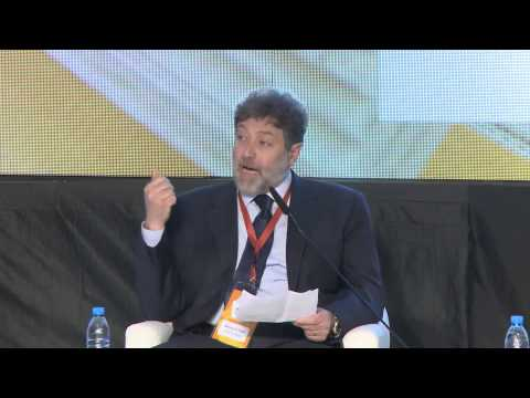 ArabNet Beirut 2015 | Interview With Neemat Frem, Indevco