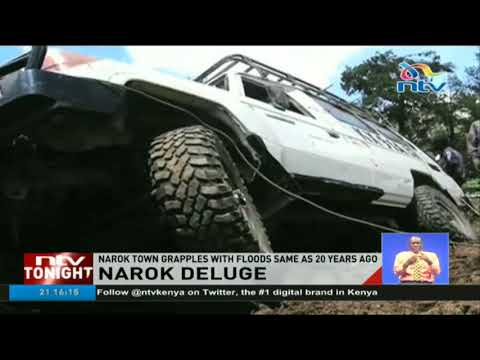 Narok Town grapples with floods same as 20...