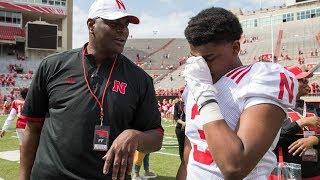 Keyshawn Johnson PULLS Son from Nebraska Football Team for Smoking Weed
