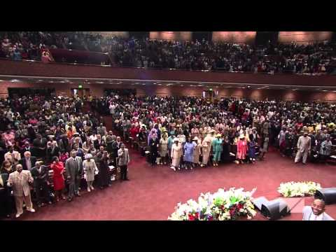 Jason White And The West Angeles COGIC Singers HD!