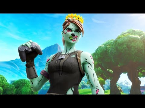 Name A Better PS4 Fortnite Player Than Ghost Assault...