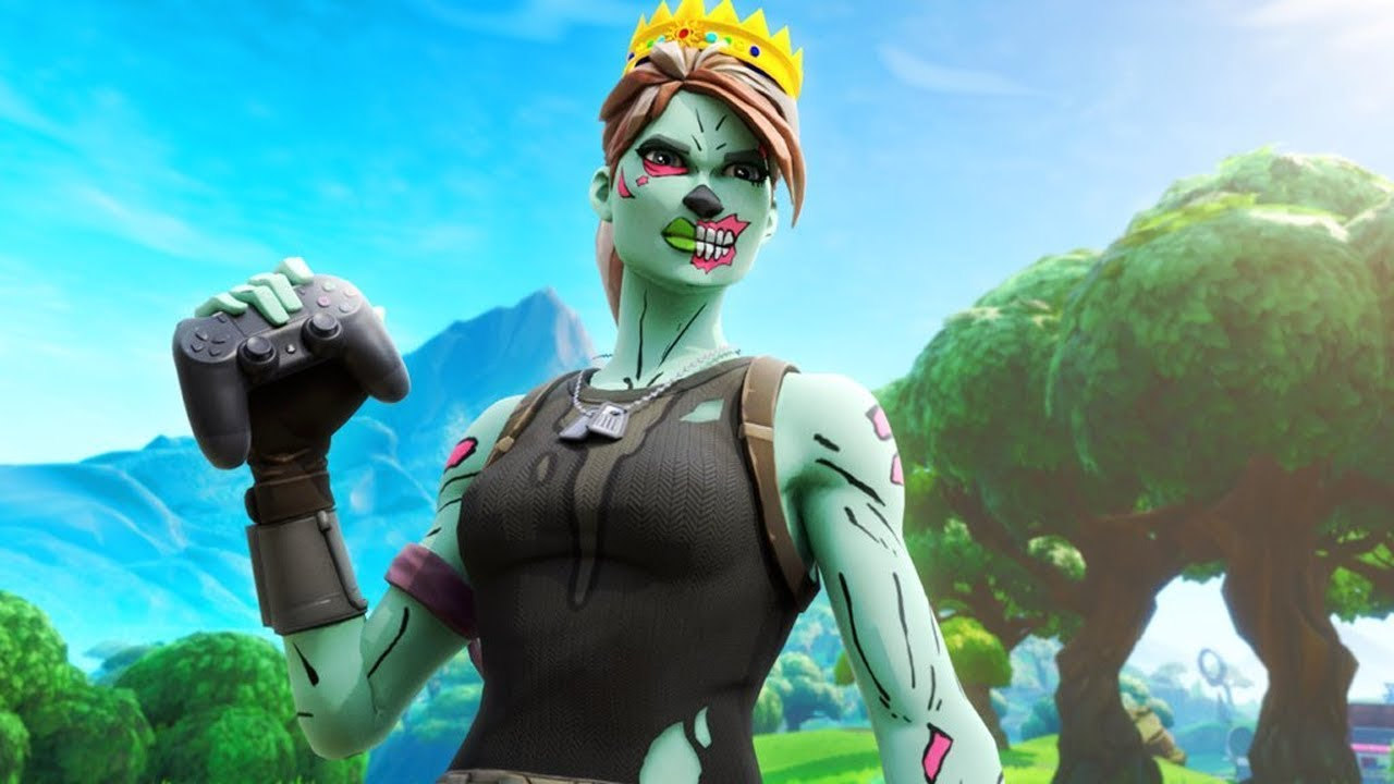 Name A Better PS4 Fortnite Player Than Ghost Assault ...