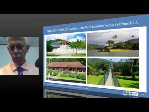 MESC LECTURE : Railway Development as a viable alternative to the Central Expressway to Kandy
