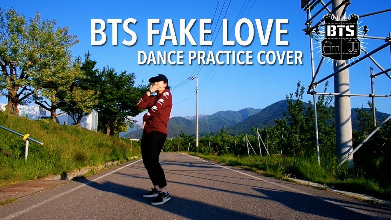 BTS (방탄소년단) 'FAKE LOVE' Dance Practice Cover [Charissahoo]