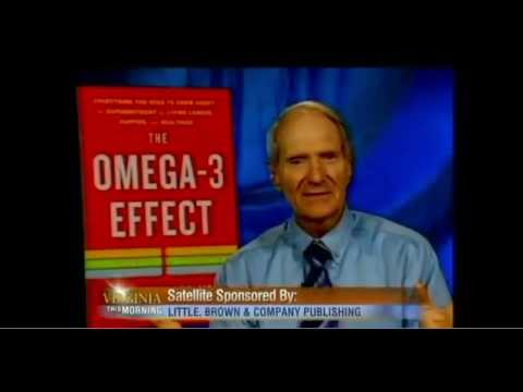 The Health Benefits Of Omega 3 Oils With Dr. Bill Sears