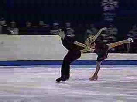 Mandy Woetzel and Ingo Steuer 1998 Winter Olympics LP