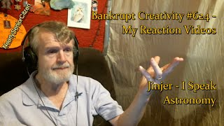 Jinjer - I Speak Astronomy : Bankrupt Creativity #624 - My Reaction Videos