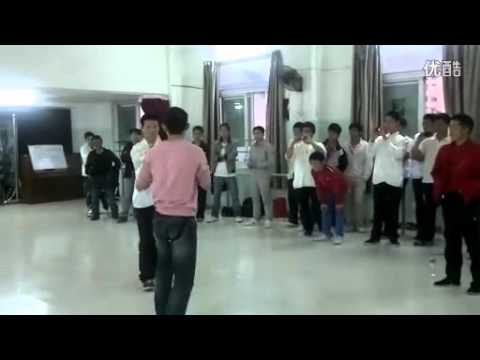 Wing Chun vs Karate 9 ( HARD CORE FULL CONTACT)