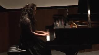 Adagio for Piano by Mavis Pan