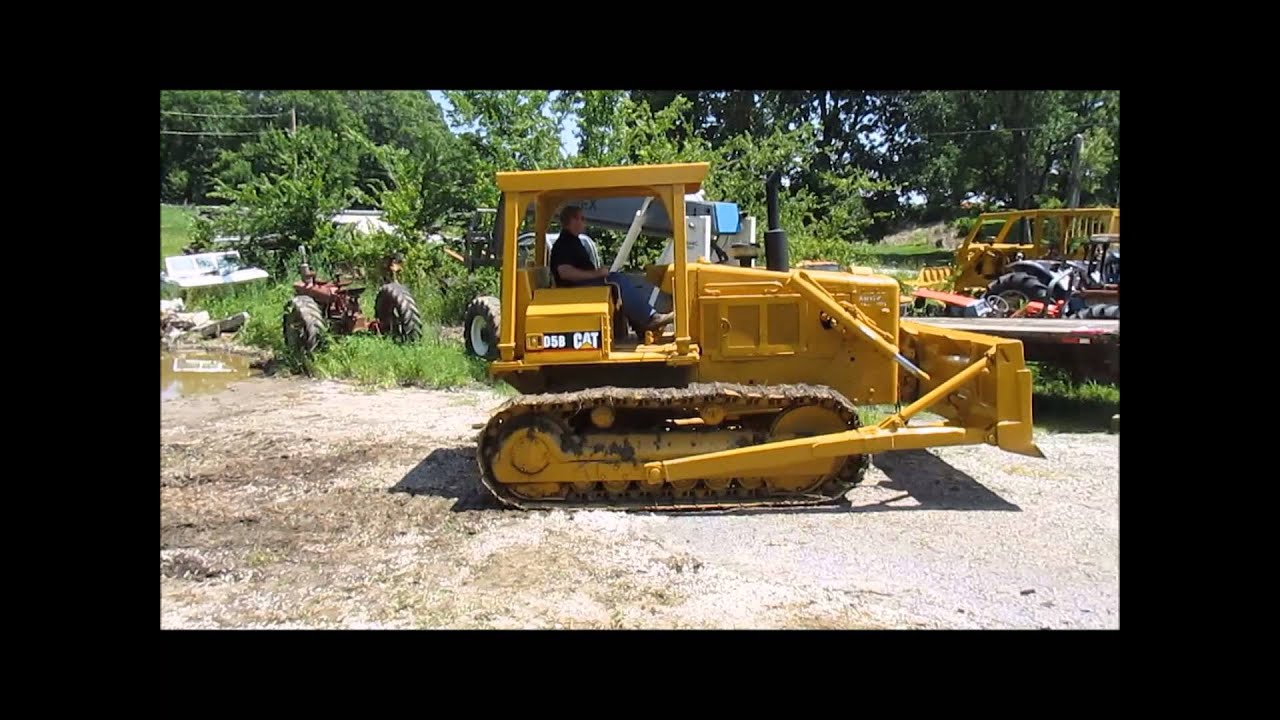 1980 Caterpillar D5B dozer for sale   sold at auction August 28, 2014