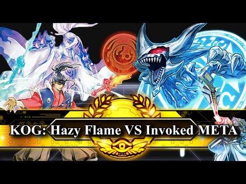 (F2P) KING OF GAMES, Hazy Flame Of The Shiranui Duel Of The Decade! | YTDan Duel Links