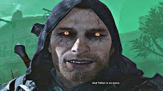 Shadow of War - Blade of Galadriel DLC - True ENDING