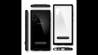 The Best Clear Cases For The Galaxy Note 10+ Pt.04 - The Spigen Ultra Hybrid S