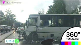 Серьезное ДТП в Санкт-Петербурге: есть погибшие