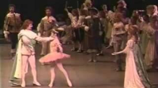 Sleeping Beauty-Act1 (眠りの森の美女-第1幕) ◇ オーロラ姫の入場シ...