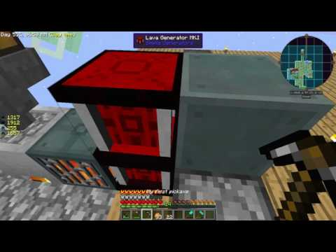 SkyFactory 3 #13 Extra Utilities 2 start