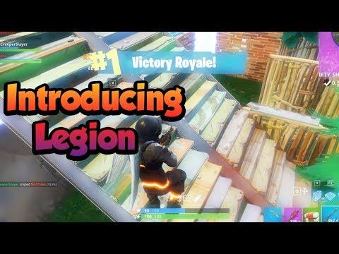 Team Legion First Fortnite Montage
