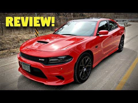 2017 Dodge Charger R/T Daytona In-Depth Review – The Forgotten Model?