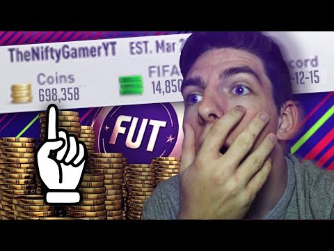EASY FIFA 18 FREE COIN GLITCH! (FIFA 18 Free Coin Glitch) UNLIMITED COINS