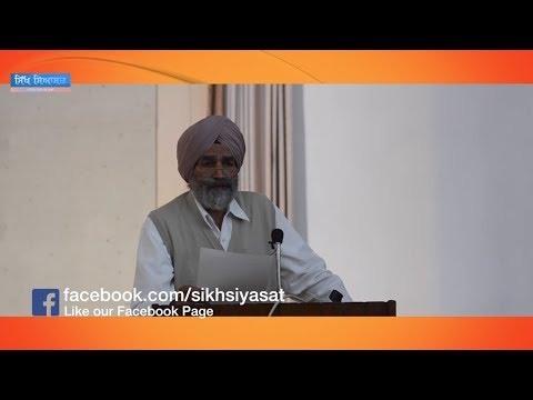 Gurtej Singh IAS on Gangs Issue in Punjab | Speech at Panjab University, Chandigarh