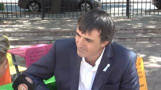 Entrevista a Esteban Bullrich en la casa de Sarmiento, Canal 8 de San Juan
