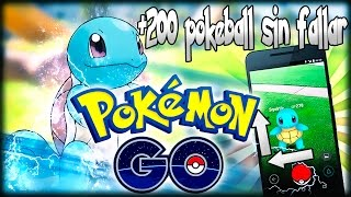 Como NO FALLAR NINGUNA Pokeball!! 100% EFICAZ   Bien Explicado, INCREIBLE!! - Pokemon Go[WithZack]