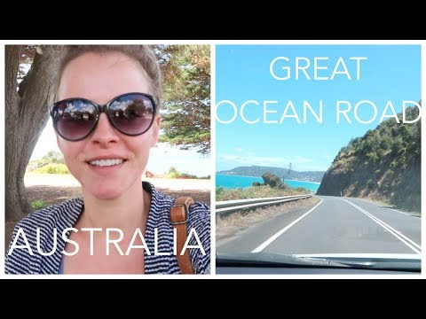 GREAT OCEAN ROAD AUSTRALIA / TORQUAY / BELLS BEACH / APOLLO BAY