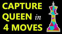 Chess Opening TRICK to Fool Your Opponent: Tennison Gambit - Strategy & Moves to Trap Black Queen