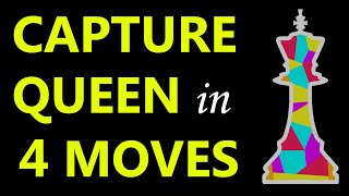 Chess Opening TRICK to Fool Your Opponent: Tennison Gambit - Strategy & Moves to Trap Black Queen thumbnail