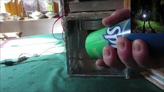 Mini Kühlschrank Diy : Diy mini kühlschrank selber bauen aus alten kühlbox teilen by