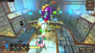 Dungeon Defenders Live Stream 02/25/12 #3 - VOD