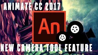 ÖĞRETİCİ Adobe Animate CC 2017: Kamera Aracı ()