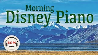 Relaxing Disney Piano Music - Calm Piano Music For Work, Study - Background Music