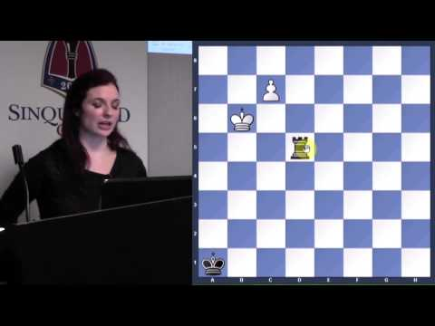 Complex Chess Problems - WGM Jennifer Shahade - 2013.10.30