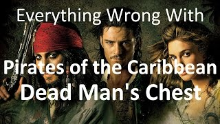 Скачать Everything Wrong With Pirates Of The Caribbean Dead Man S Chest
