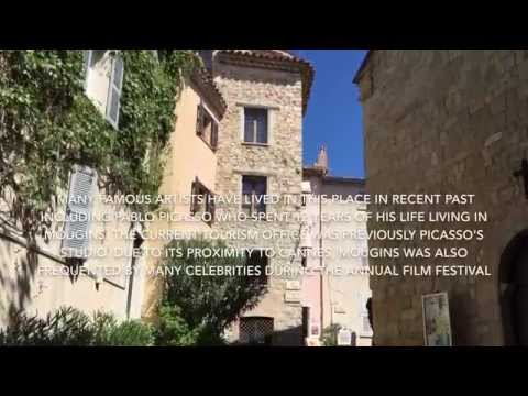 MOUGINS Village - Southern France