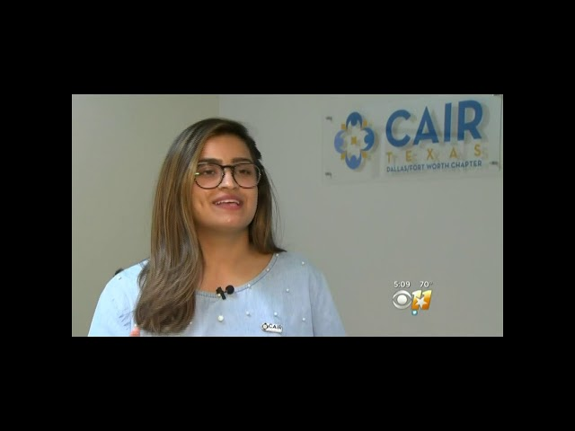 Video: CAIR-DFW\'s New 'Meet-a-Muslim Monday' Series Designed to Break Barriers