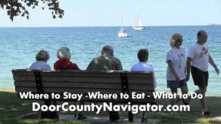 Sister Bay Park Beach Door County Wisconsin