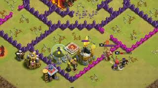 We Broke A World Record   Clash of Clans 2018   Trojan War   Last Minute War Att