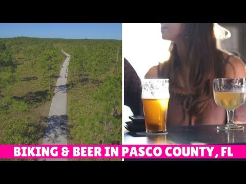 Florida Travel: From Biking Trails to Craft Beer in Pasco County