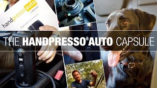 Handpresso Auto Capsule - An In-Car Nespresso Coffee Machine