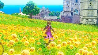 dragon quest xi 69 minutes of gameplay demo ps4 2017 dragon quest 11 gameplay ps4 3ds footage