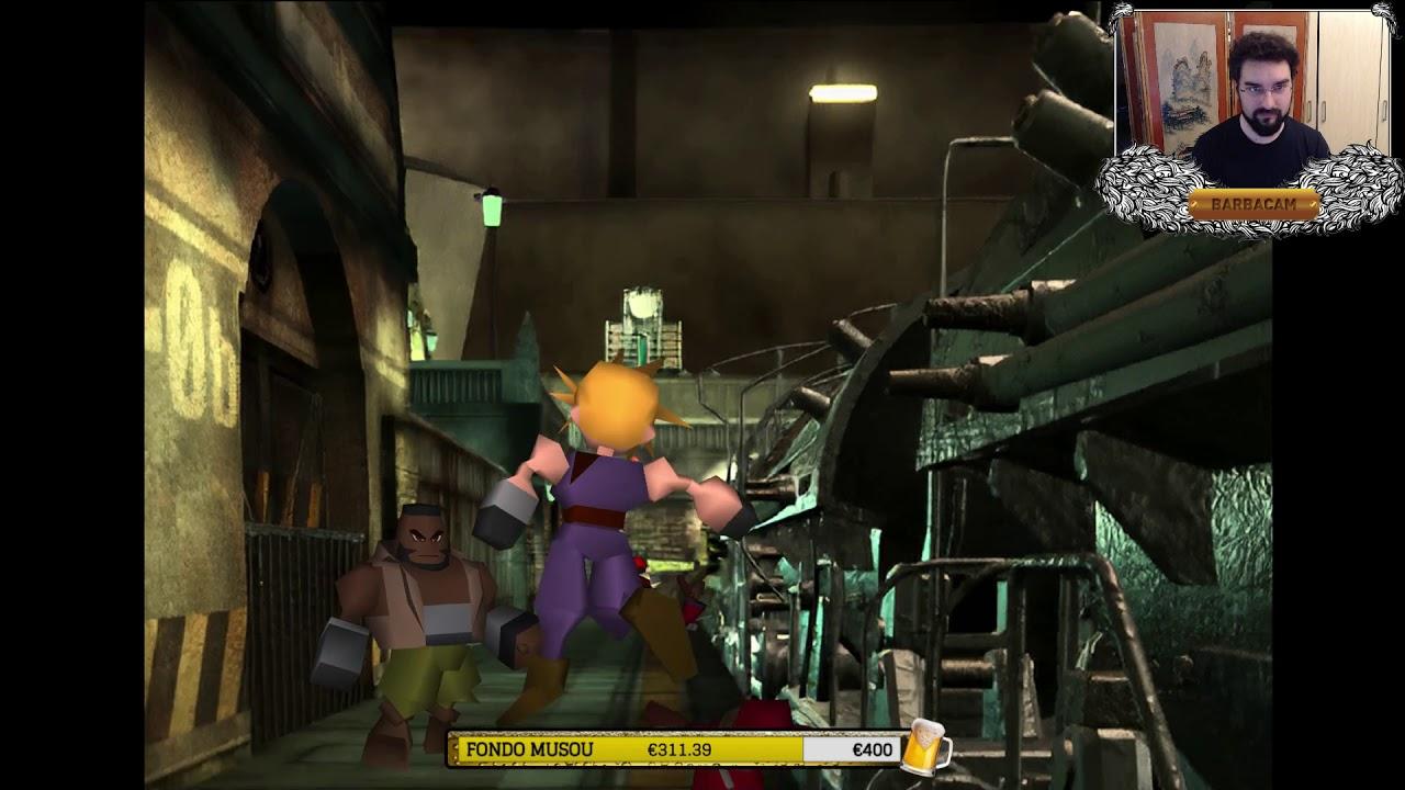 Barbastream - Final Fantasy VII (Remako Mod): part 1
