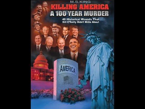 TEXE MARRS - KILLING AMERICA -  MARCH 11, 2017