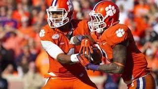 "Clemson Football Pump Up 2015-2016 - ""Seven Nation Army"""