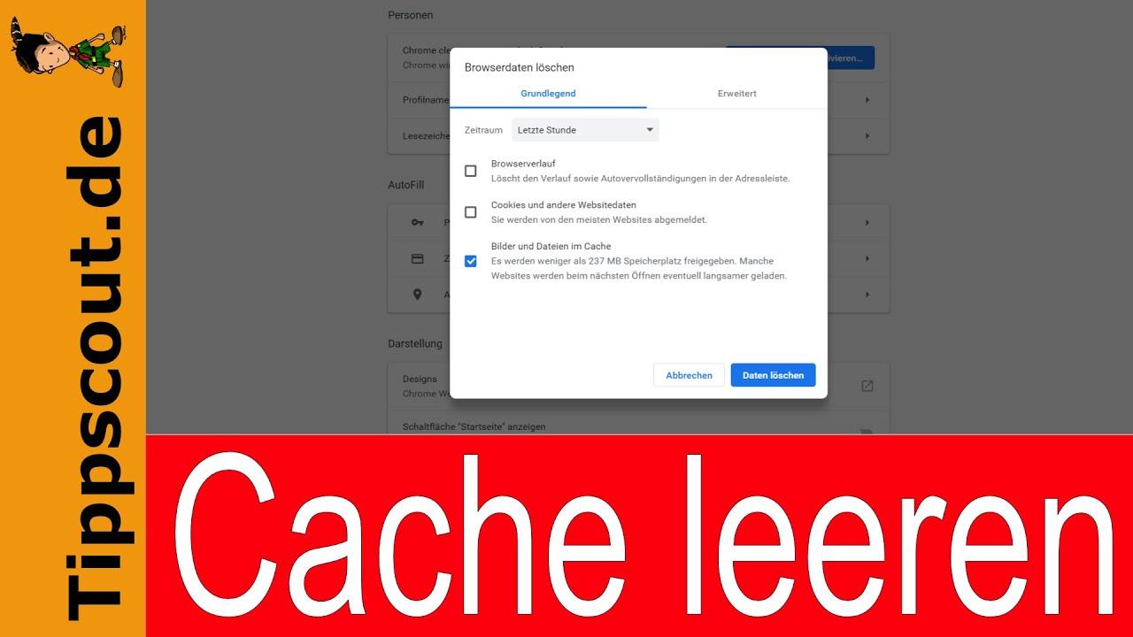 Wie Lösche Ich Cache Bei Firefox