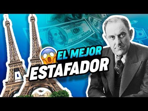 El mejor estafador de la historia; ¡vendió la torre Eiffel dos veces!
