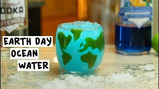 Earth Day Ocean Water