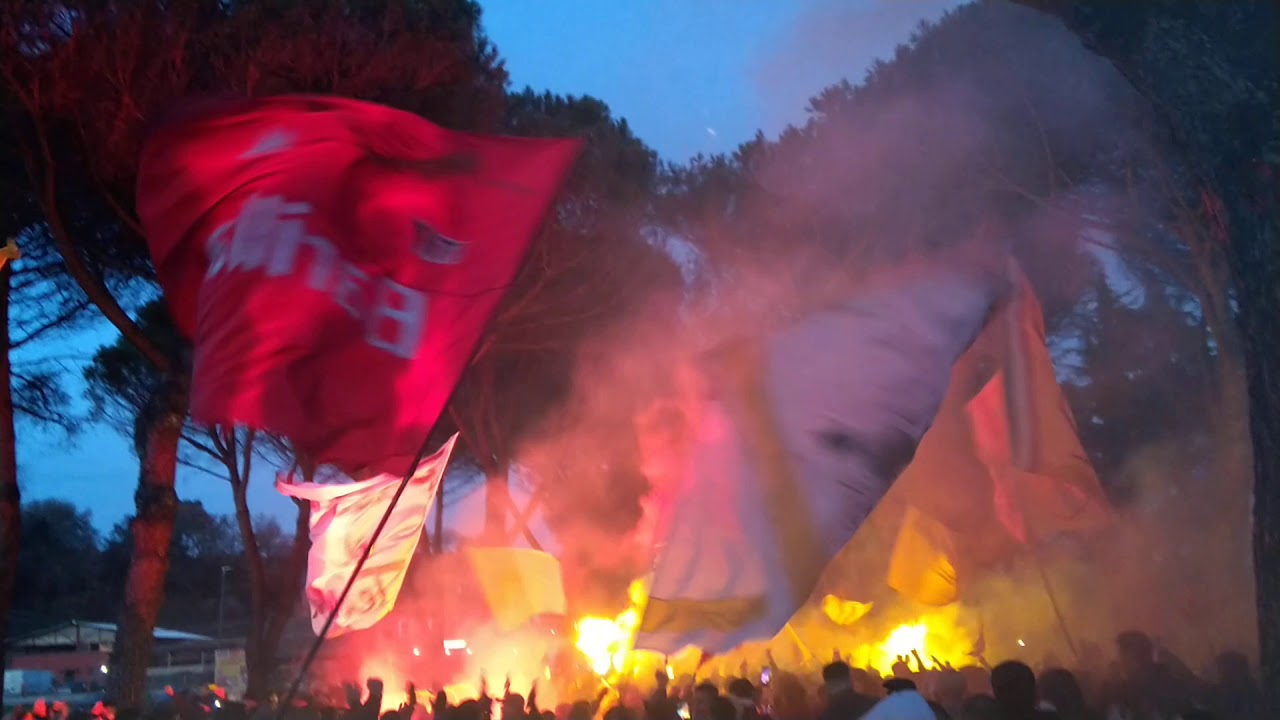 Lazio/Roma 2020/21 - Trigoria - Camminerò insieme a te